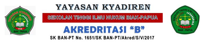 STIH Biak-Papua